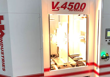 VS4500 Infrared Welder Operation