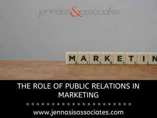 The Role of Public Relations in Marketing