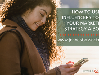 How to Use Influencers to Give Your Marketing Strategy a Boost