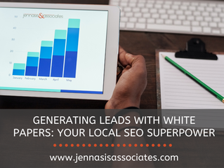 Generating Leads with White Papers: Your Local SEO Superpower