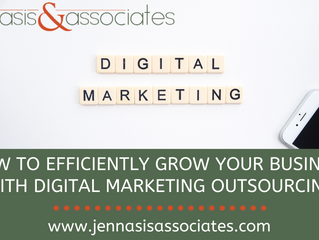 How to Efficiently Grow your Business with Digital Marketing Outsourcing