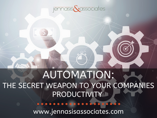 Automation: The Secret Weapon to Your Companies Productivity