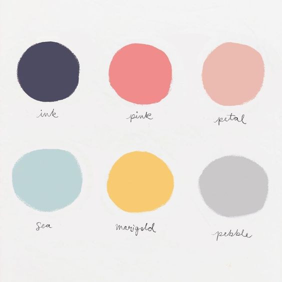 muted-color-palatte