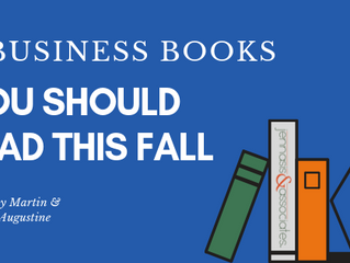 5 Business Books You Should Read This Fall