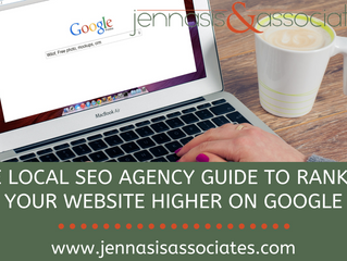 The Local SEO Agency Guide to Ranking Your Website Higher On Google