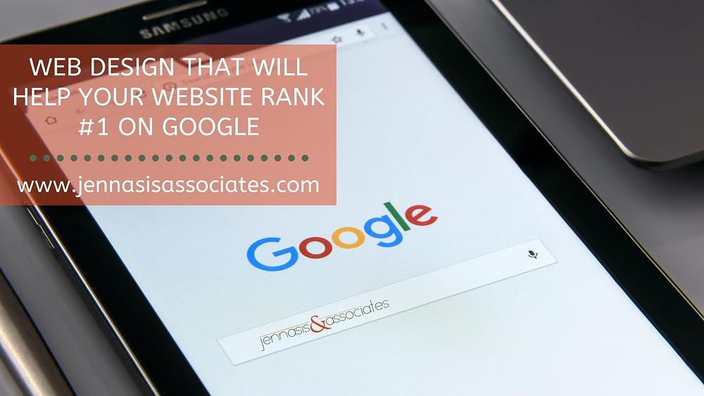 Help Your Website Rank #1 on Google