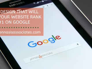 Web Design That Will Help Your Website Rank #1 on Google