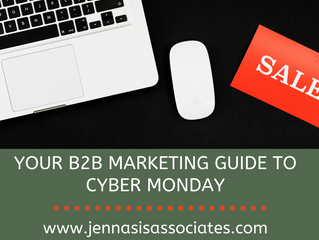Your B2B Marketing Guide to Cyber Monday