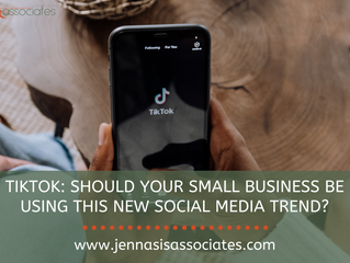 TikTok: Should Your Small Business Be Using This New Social Media Trend?