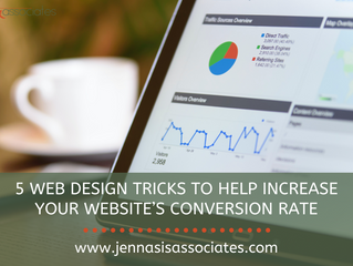 5 Web Design Tricks To Help Increase Your Website's Conversion Rate