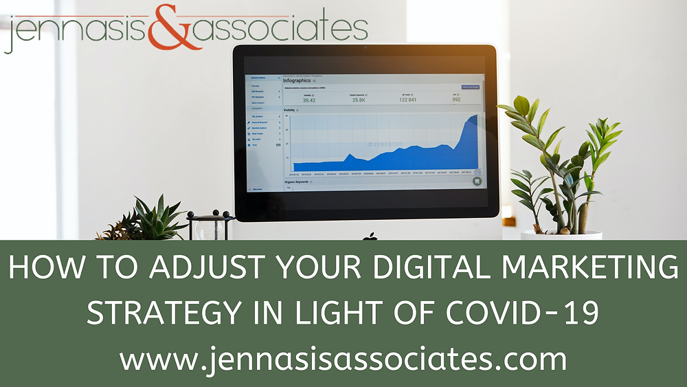 Digital Marketing Strategy after COVID