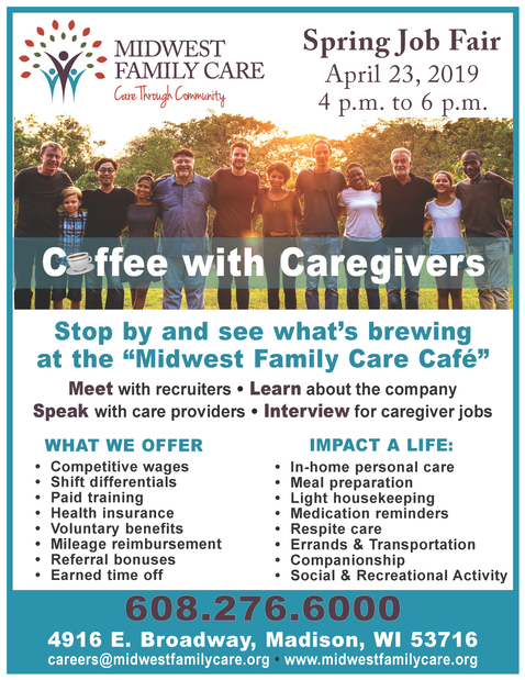 Coffee with Caregivers