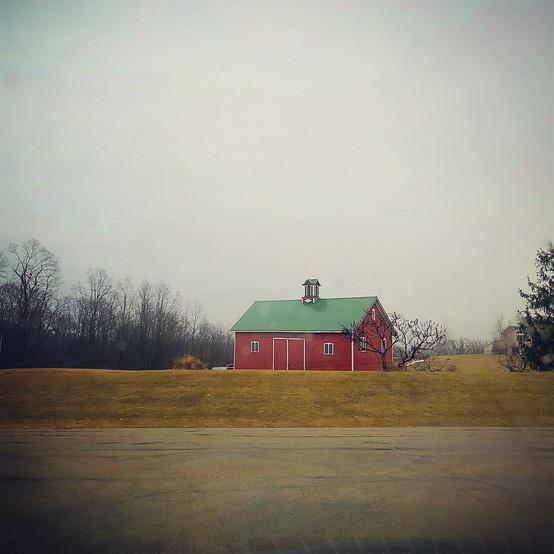 All Barns Are Artsy