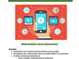 Why study media analytics? [VIDEO]