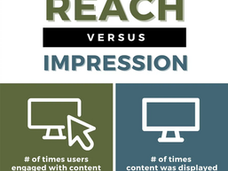 Impressions and Reach: Metrics to Watch