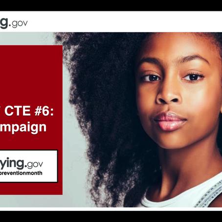 Viral Campaign: Stopbullying.gov + #NationalBullyingPreventionMonth [VIDEO]