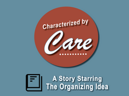 The Organizing Idea: Create a Blank Canvas for Marketing and Storytelling