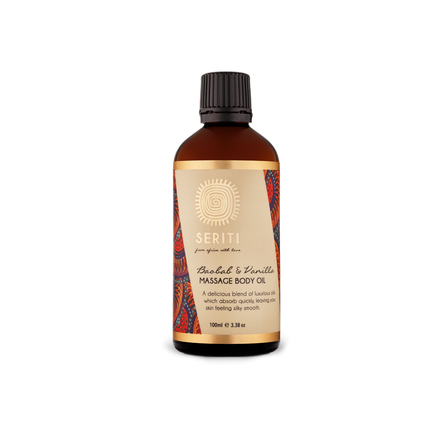 Baobab & Vanilla Massage Body Oil
