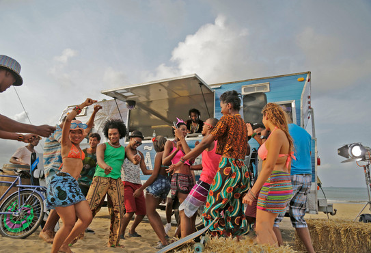 Mozambique roadshow