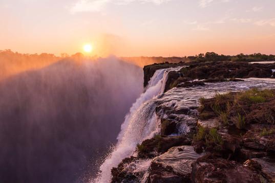 Devil's Pool, Zambia