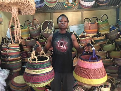 Ghana markets