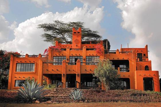 African Heritage House, Kenya