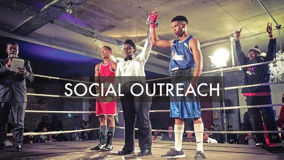 SOCIAL OUTREACH