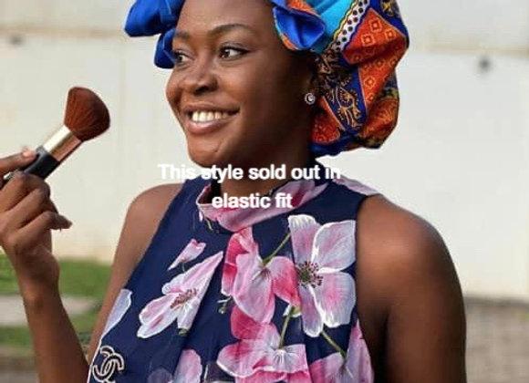 Ghanaian Sleep Bonnet Elastic fit