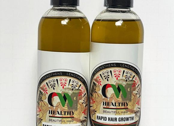Silk Growth Oil Set   2 oils / 8oz each