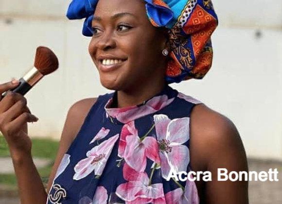 Accra Elastic Bonnet
