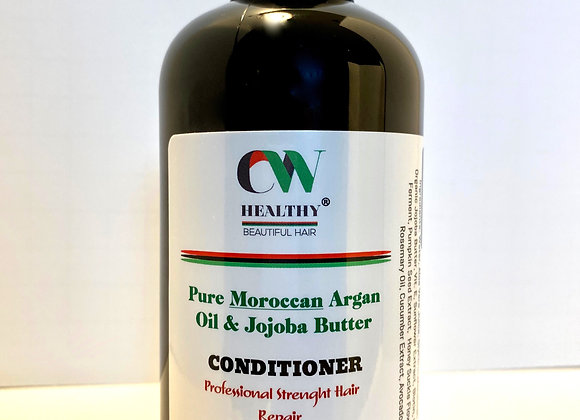 Pure Moroccan Argan Oil & Jojoba Butter Conditioner 8 oz