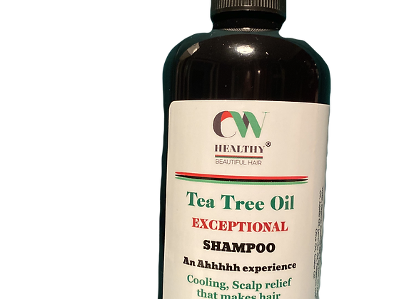 Tea Tree Oil Shampoo 8 oz