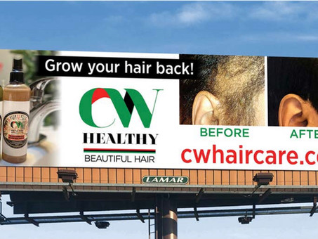Why CW Haircare Creates Best Hair Growth Products that Last - The CW Haircare Story