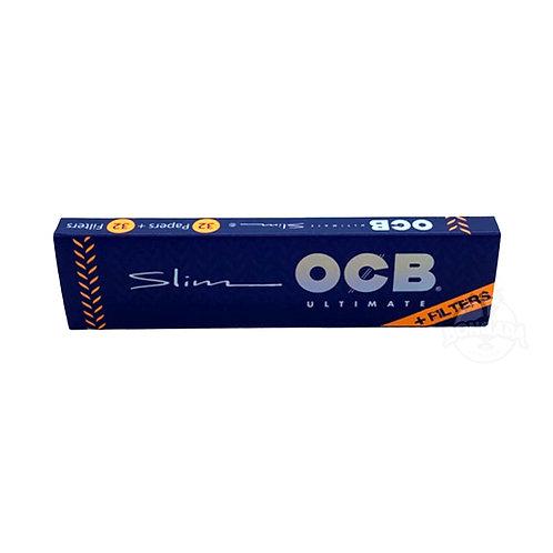 Seda OCB Ultimate King Size + Tips