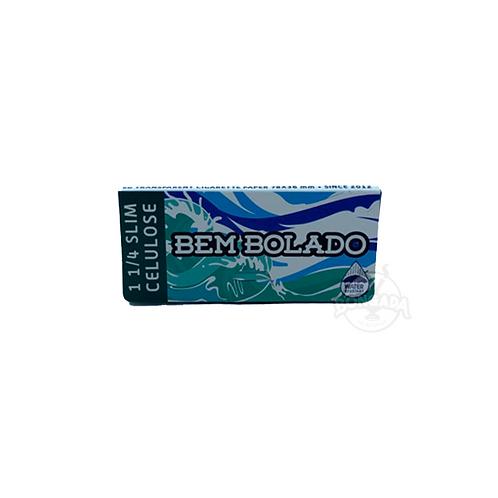 Seda Celulose Bem Bolado Slim 1 1/4 Mini Size