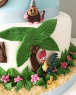 Gâteau Vaiana de Meïra