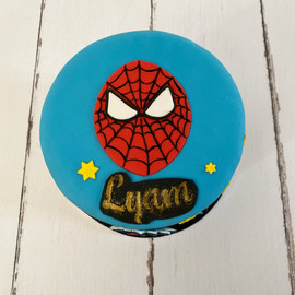 Gâteau Spiderman de Lyam