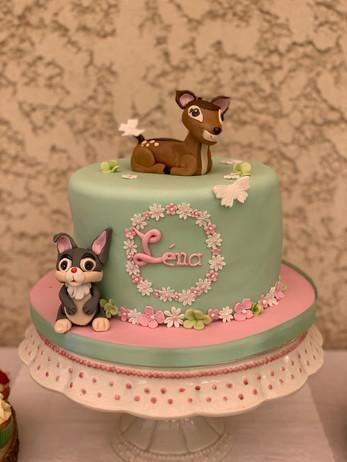 Gâteau Bambi de Léna