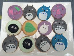 Sablés Totoro