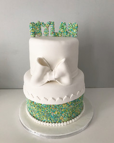 Gâteau Baby Nylan
