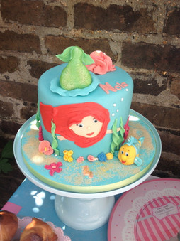 Gâteau Ariel de Nola