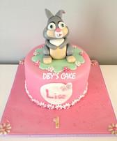 Gâteau Panpan de Lise