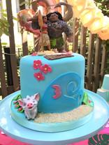 Gâteau Vaiana de Mila