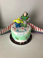 Gâteau Buzz l'éclair de Robin