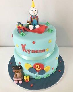 Gâteau Tchoupi de Kynene