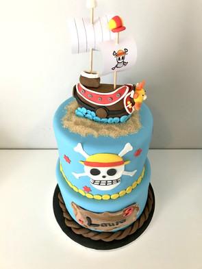 Gâteau One Piece