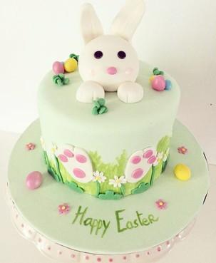 Gâteau Happy Easter