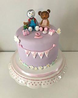 Gâteau Tchoupi d'Eden