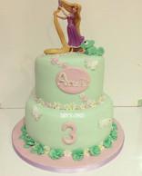 Gâteau Raiponce de Anaelle