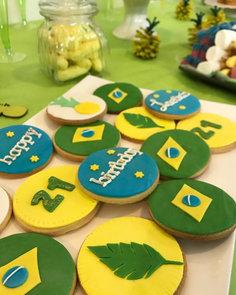Sablés Brazil